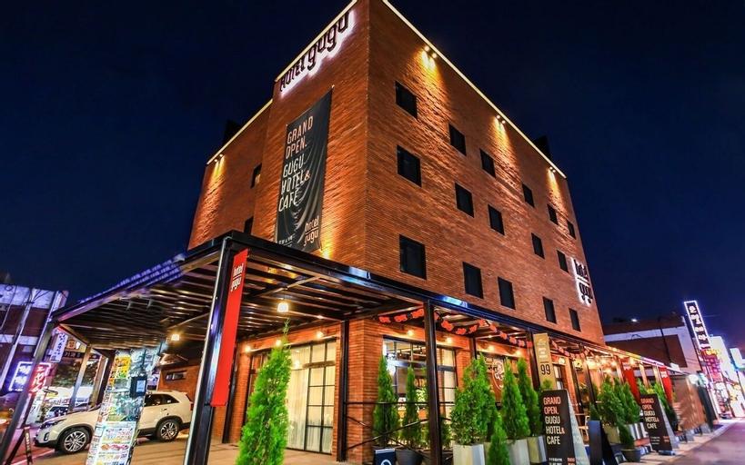 Hotel Gugu, Dong-daemun
