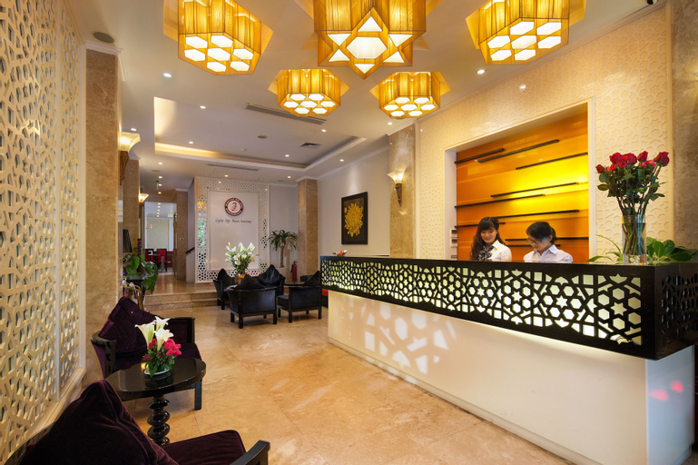 Dragon Pearl Hotel, Ba Đình