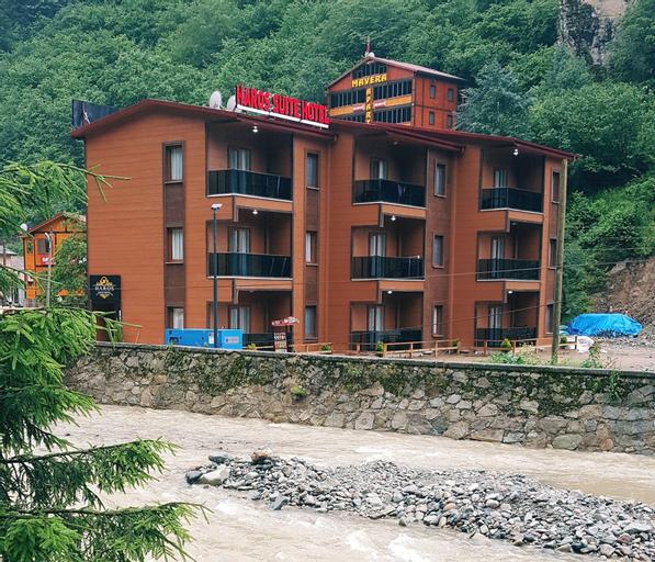 Haros Suite Hotel, Çaykara