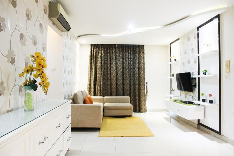 Modern Design 3BR Hampton's Park Apartment near Cilandak, South Jakarta