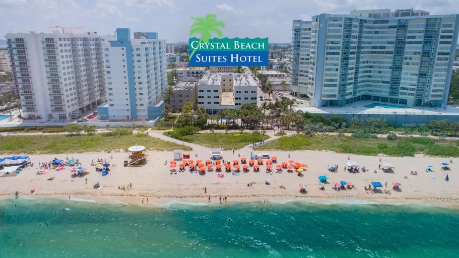 Crystal Beach Suites Hotel, Miami-Dade