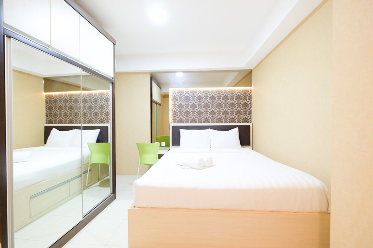 Homey and Cozy 2BR Bassura City Apartment near Mall By Travelio, East Jakarta