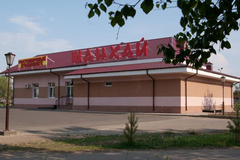 Gostinichnyy kompleks Shankhay, Blagoveshchensk