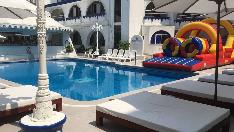 Hotel Fiesta Mexicana, Manzanillo