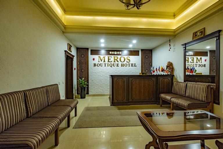 Meros Boutique Hotel, Samarqand