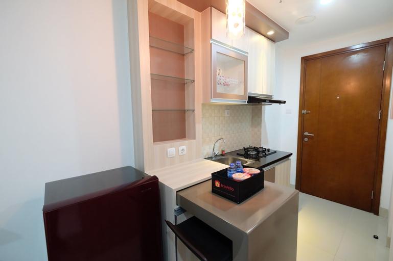 Studio Apartment Signature Park Grande near MT Haryono, South Jakarta
