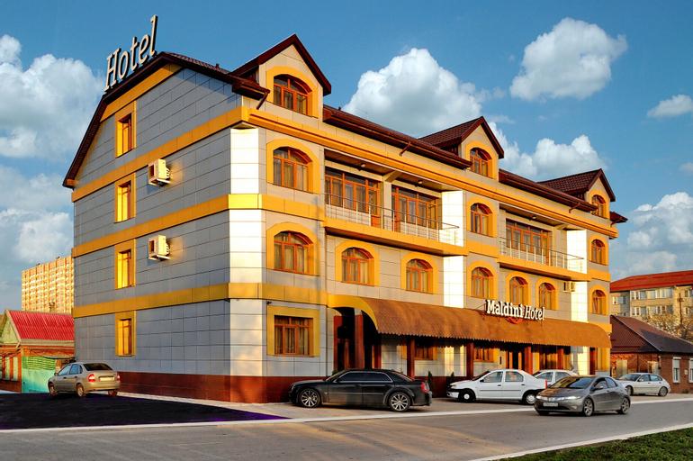 Maldini Hotel, Krasnodar gorsovet