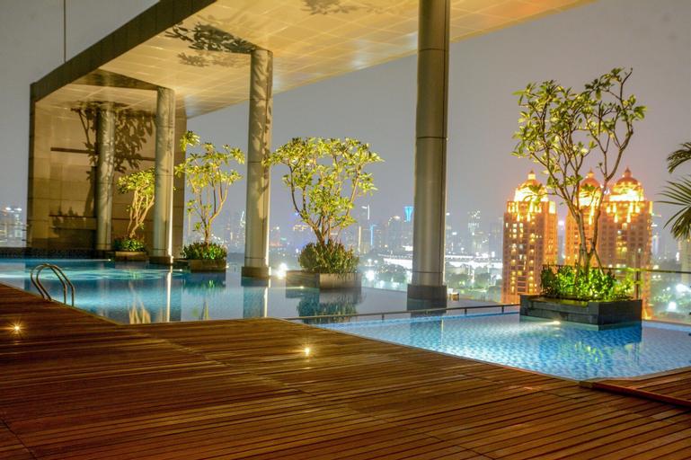 Luxurious 2BR Four Winds Apartment near Senayan, South Jakarta