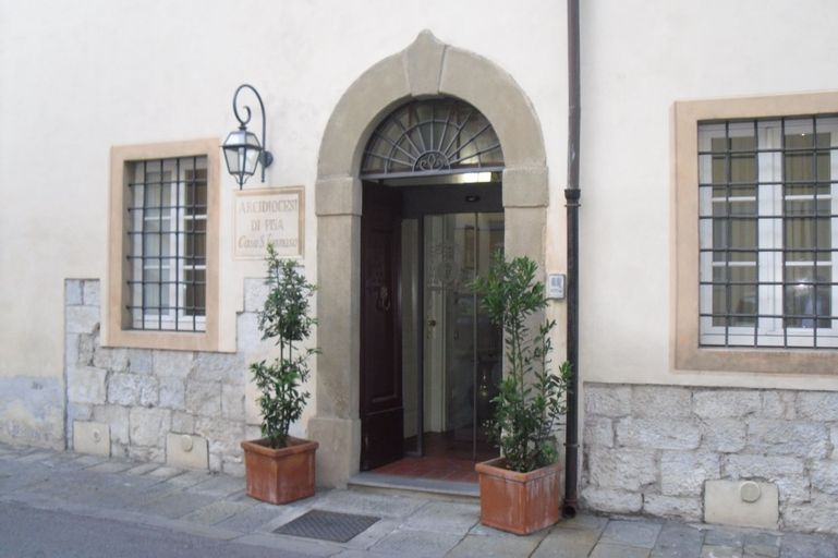 Casa San Tommaso, Pisa