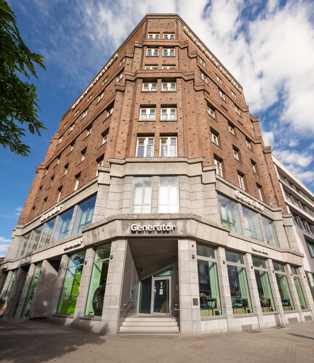 Generator Hamburg, Hamburg