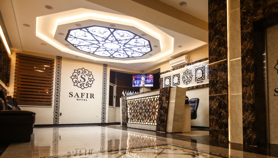 Safir Hotel, Rudaki