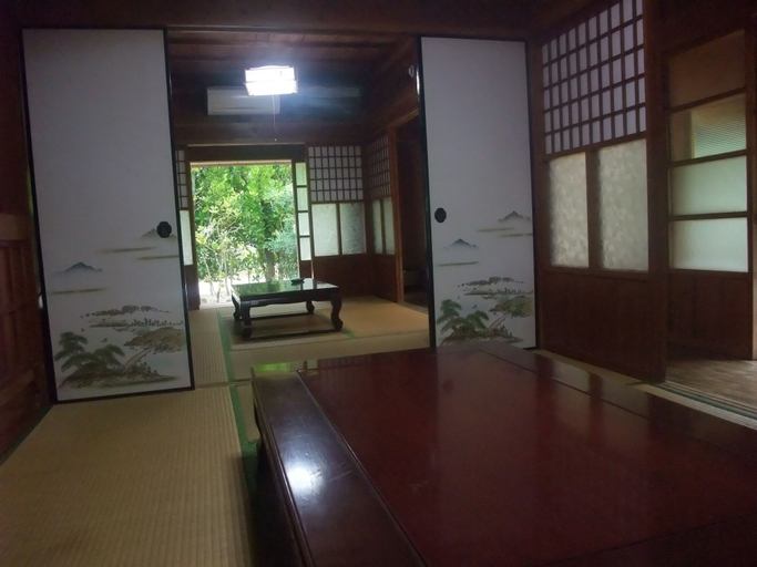 Old Private House KANEYA, Motobu