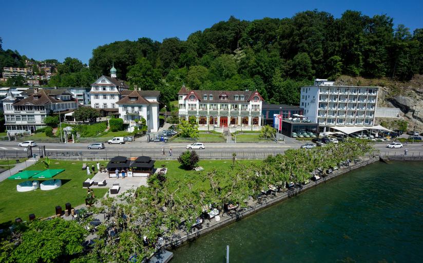 Seeburg Swiss Quality Hotel, Luzern