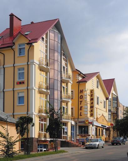 Semashko Hotel, Hrodna