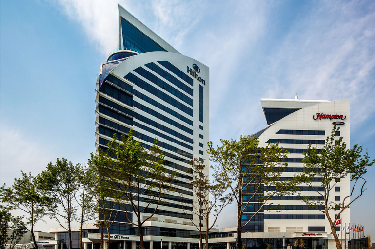 Hilton Bursa Convention Center & Spa, Yıldırım