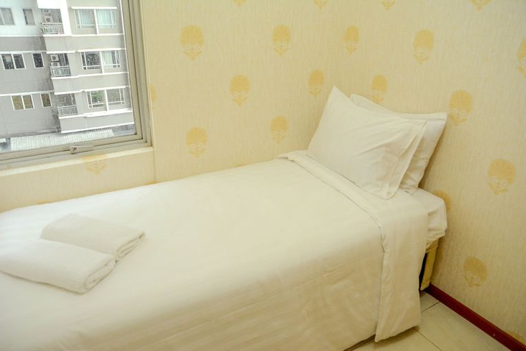 2 Bedroom Pool View Sudirman Park By Travelio, Central Jakarta