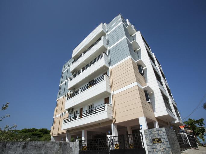 OYO 13058 Home Grand 3BHK ECR, Viluppuram