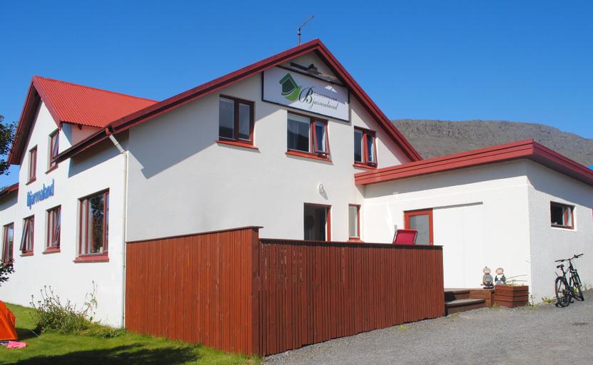 Guesthouse Bjarmaland, Vesturbyggð