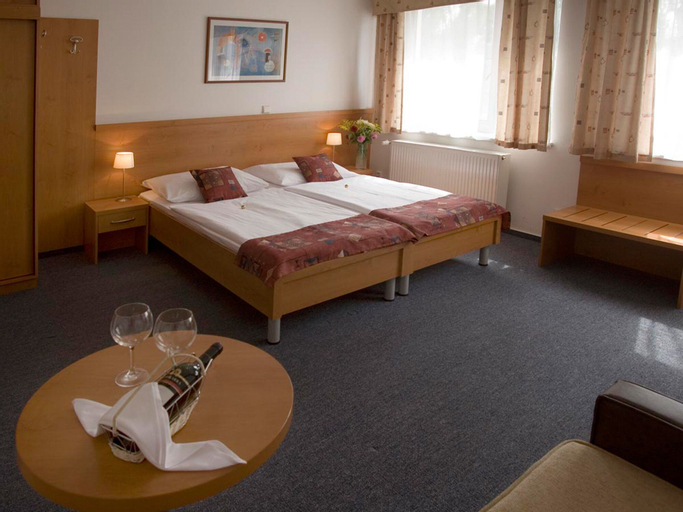 EA Hotel Populus, Praha 3