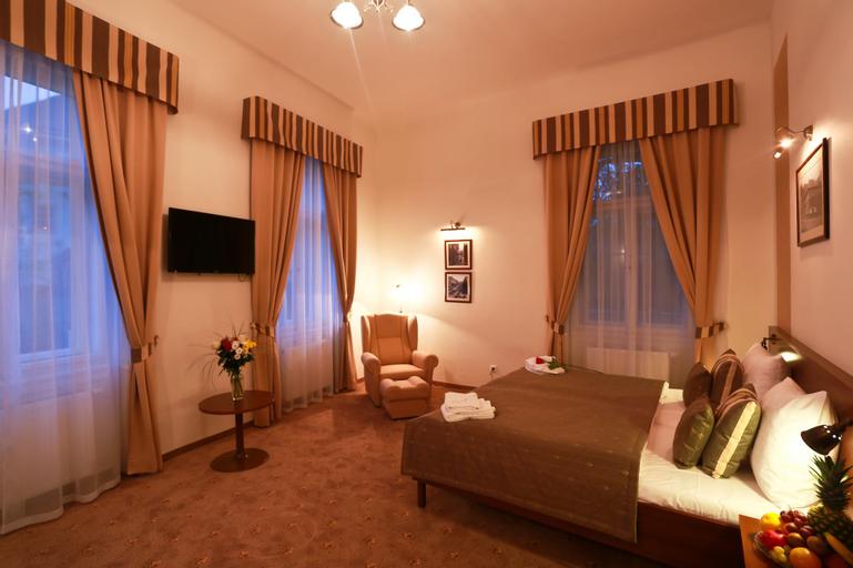 Hotel U Svatého Jana, Praha 5