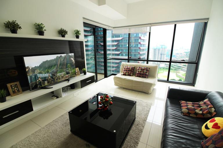 The Elements @ KL Premium Apt by HnHCozy, Kuala Lumpur