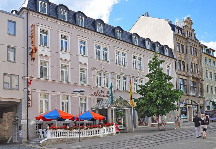 Hotel Alexandra, Vogtlandkreis