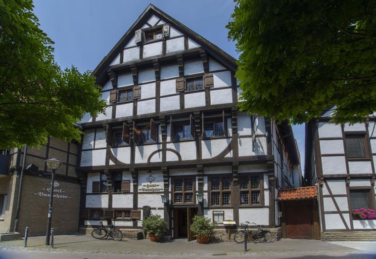 Baumhove Hotel Restaurant Am Markt, Unna
