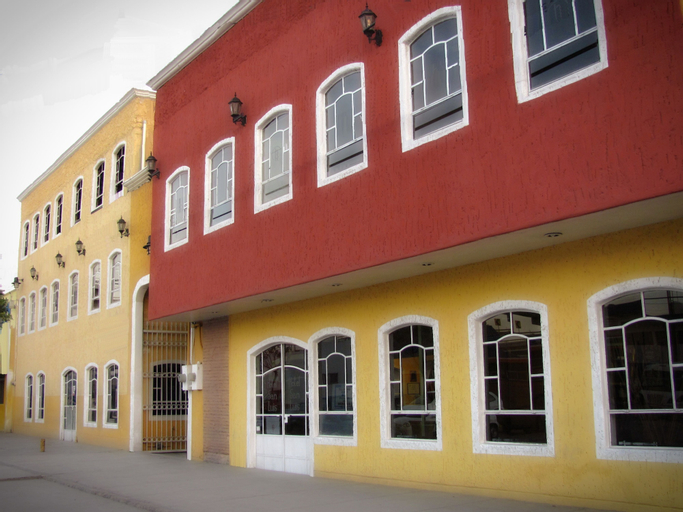 Hotel San Luis, San Luis Potosí