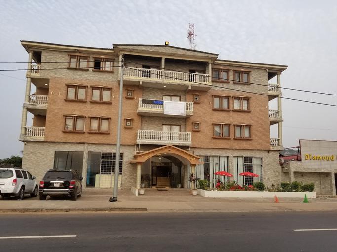 Medrie International Hotel, Western Urban