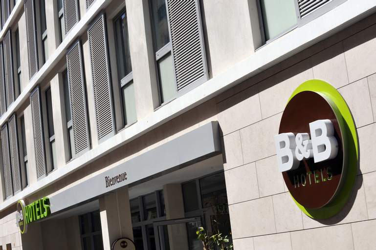 B&B Hotel Marseille Centre La Joliette, Bouches-du-Rhône
