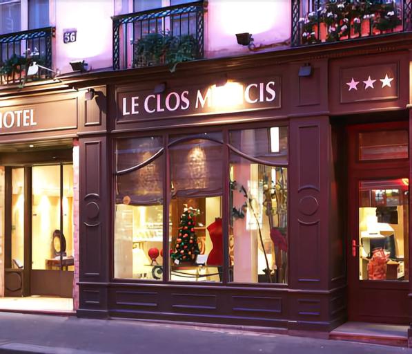 Hotel Le Clos Medicis, Paris
