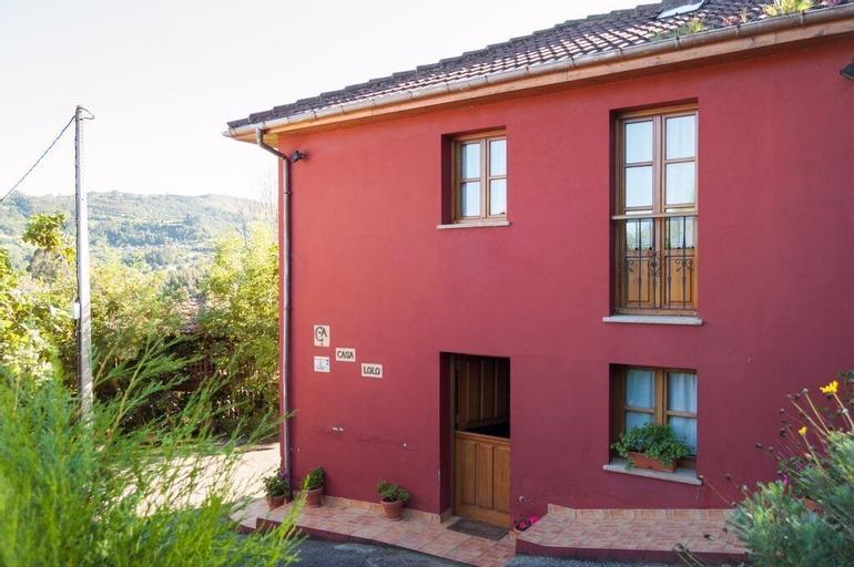 Casa Lolo, Asturias