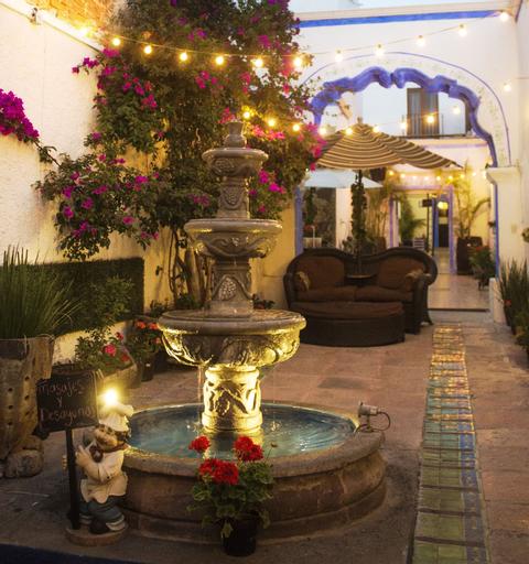 Moss Hotel & Spa, Querétaro