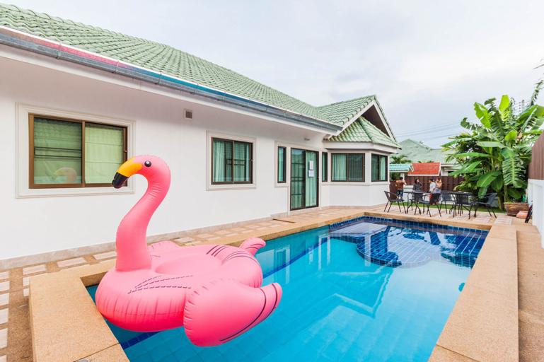 Baan Plaifun Pool Villa By Pinky, Bang Lamung