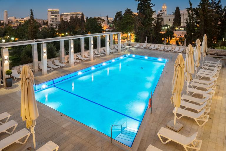 Leonardo Plaza Hotel Jerusalem,