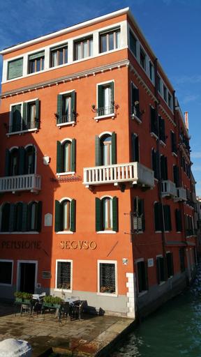 Pensione Seguso, Venezia