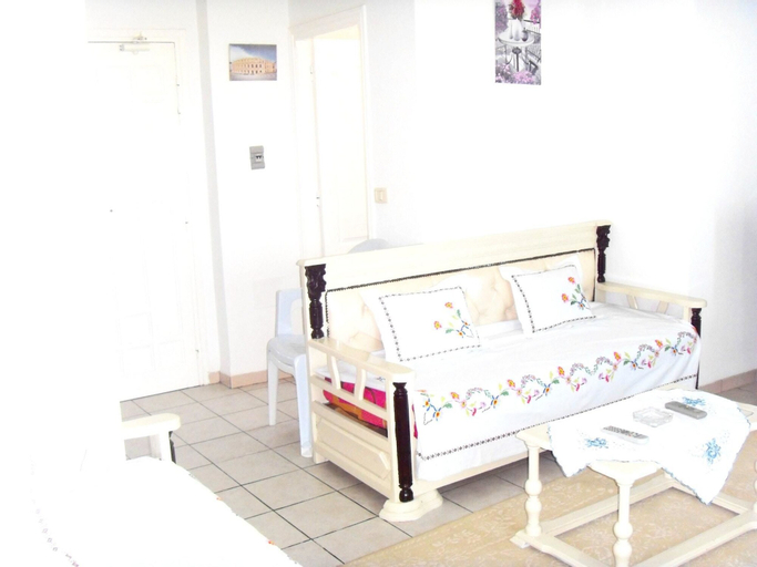Apartment With 2 Bedrooms in Hammamet, With Wonderful sea View, Furnished Garden and Wifi - 400 m From the Beach, Hammamet