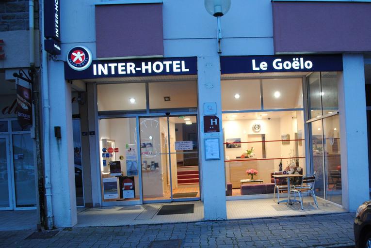 Hotel The Originals Paimpol Le Goëlo (ex Inter-Hotel), Côtes-d'Armor