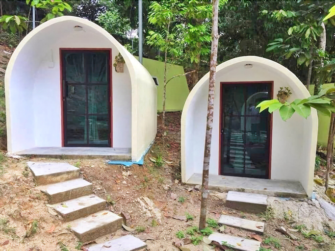 Eco Capsule Resort, Barat Daya
