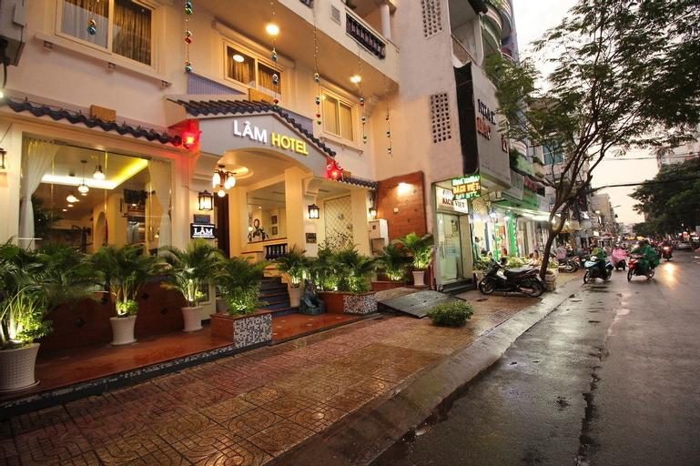 Lam Hotel, Quận 3