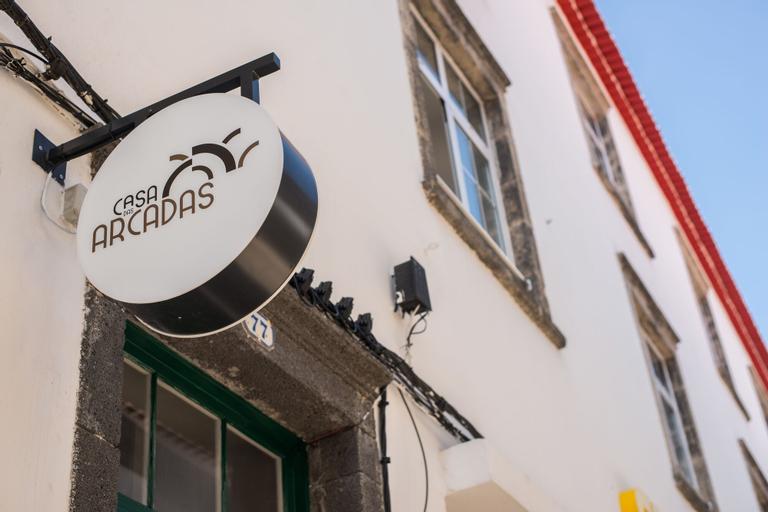 Casa das Arcadas, Ponta Delgada