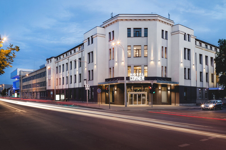Corner Hotel, Vilniaus