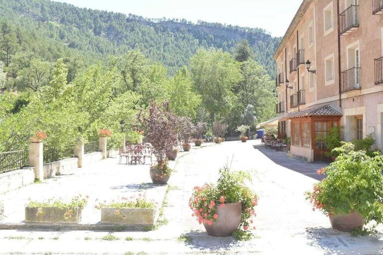 Real Balneario de Solán de Cabras, Cuenca
