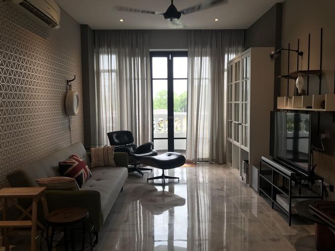 Designer Home at Tanjung Tokong, Pulau Penang