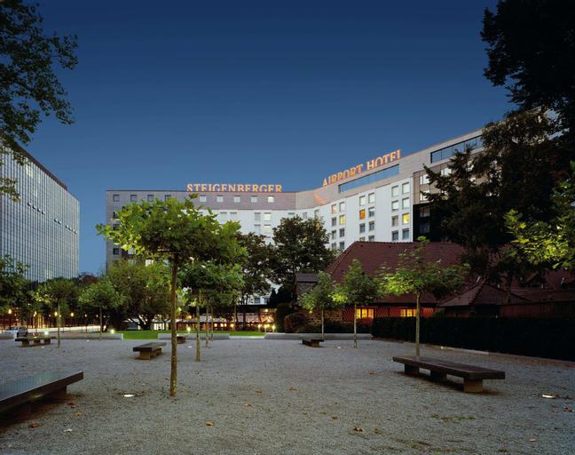 Steigenberger Airport Hotel Frankfurt, Frankfurt am Main