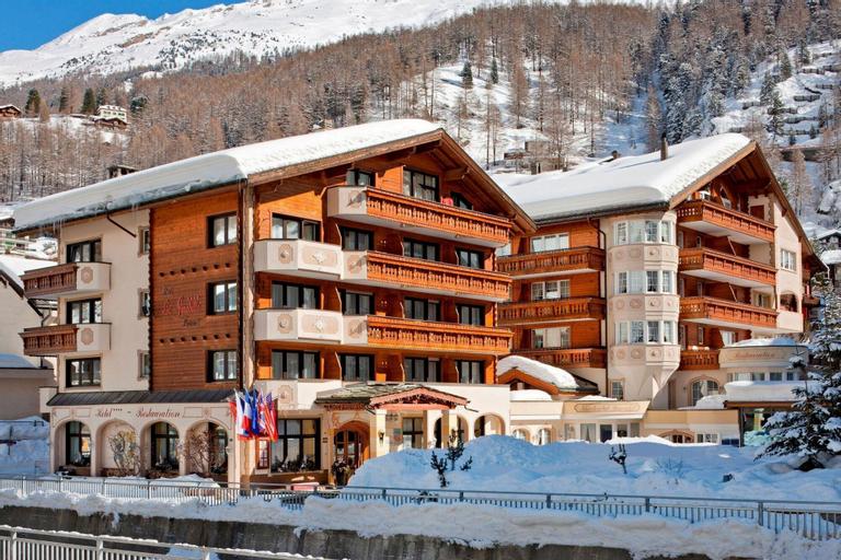 Hotel La Ginabelle, Visp