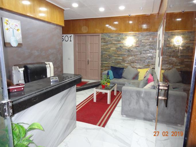 Gardenia Hotel, Qasr an-Nil