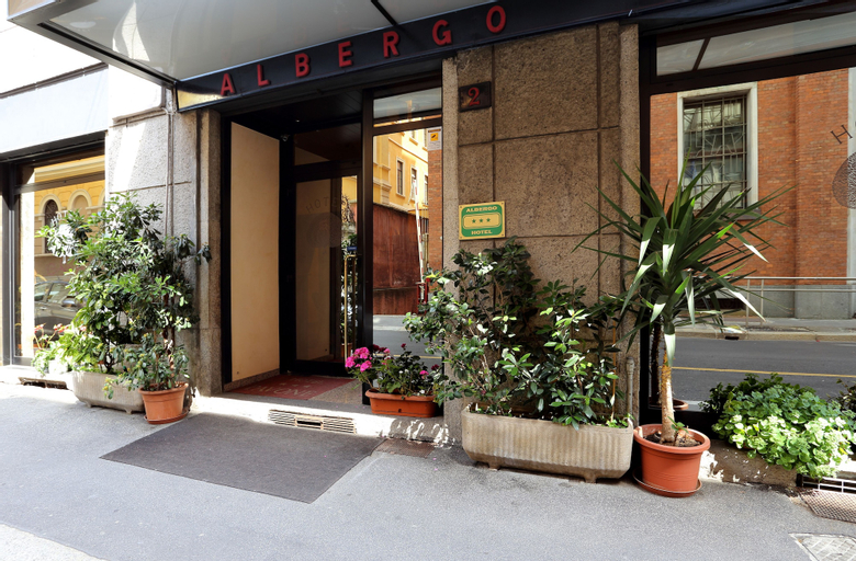 Hotel Pavone, Milano