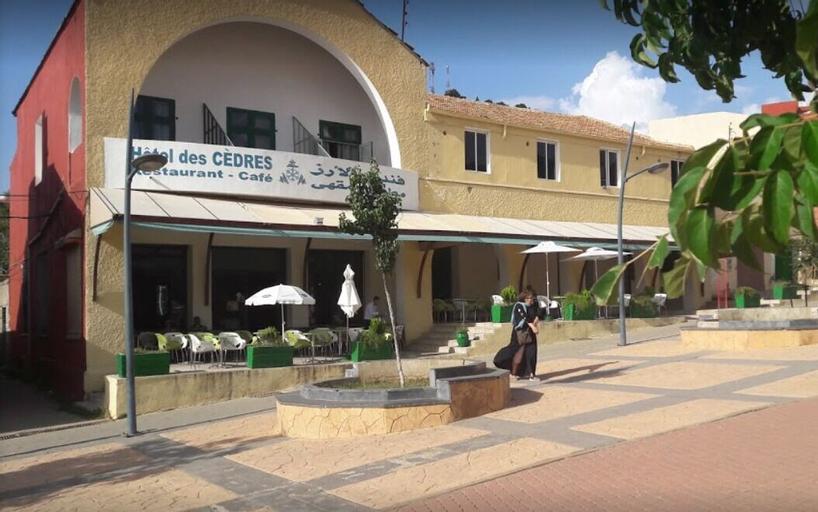 Hôtel des Cèdres, Ifrane