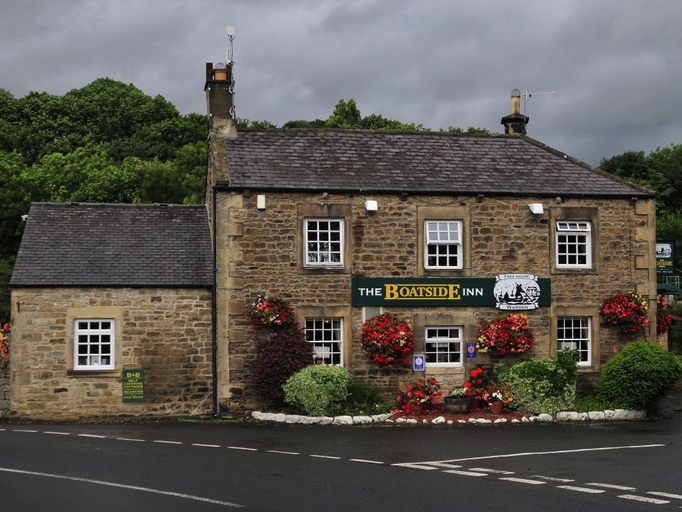 The Boatside Inn, Northumberland